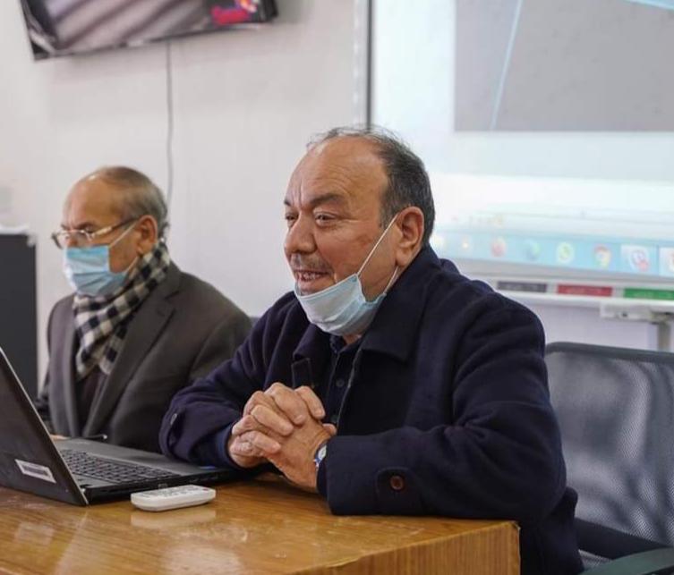Dr. Abbas Degan