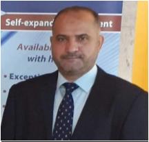 الدكتور علي جاسم محمد حسن الخفاجي